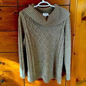 Calvin Klein Long Sweater